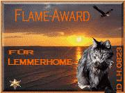 Flame Award in Bronze