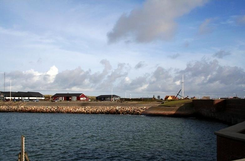 Thorsminde Hafen