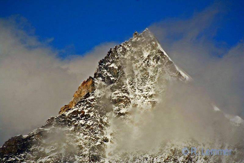 Bergwelt beim Matterhorn