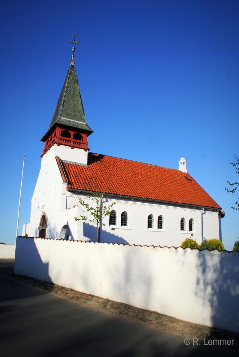 Kirche in Reersø