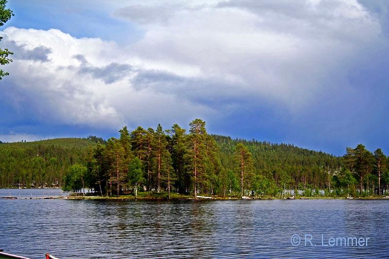 Rackosjön See