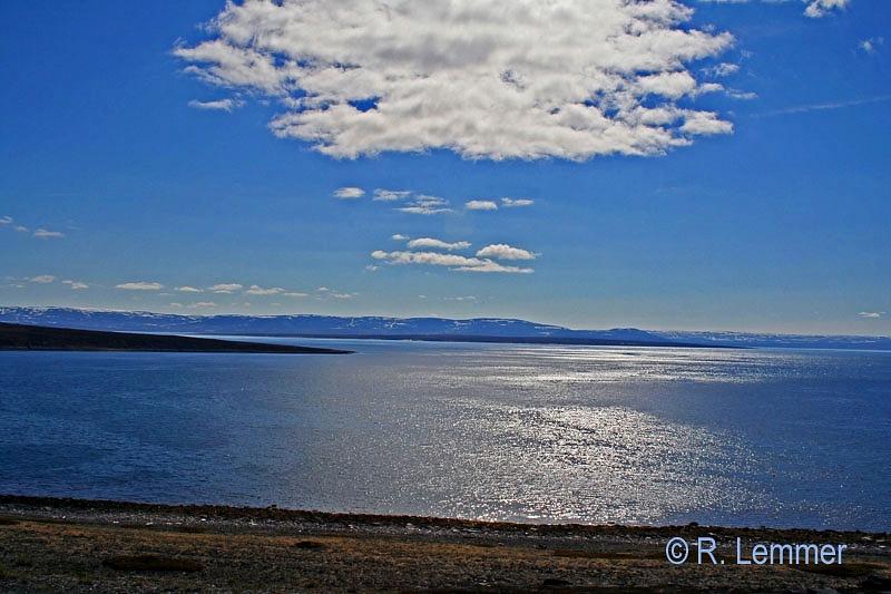 Polarmeer bei Honningsvag