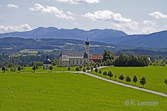 Wallfahrtskirche Willparting