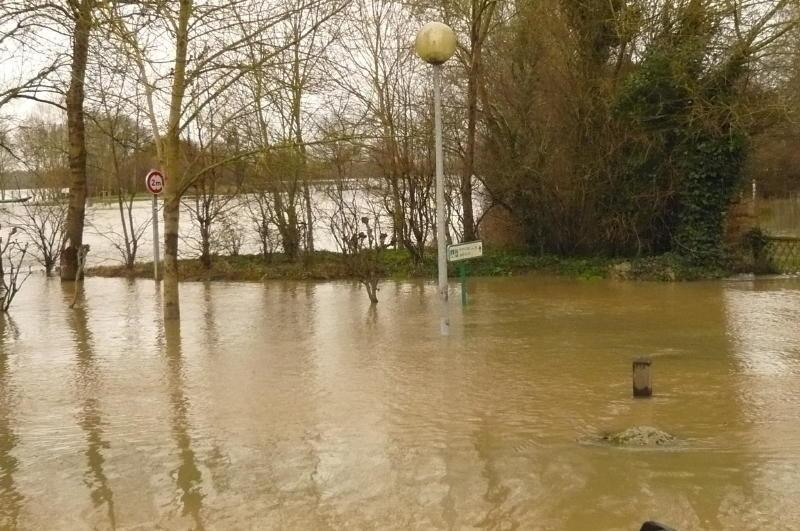Pour la Loire à vélo c'est foutu !