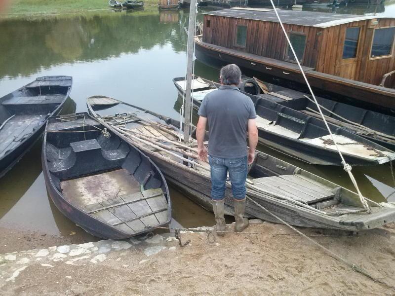 J'ai oublié le bateau à Freddy !