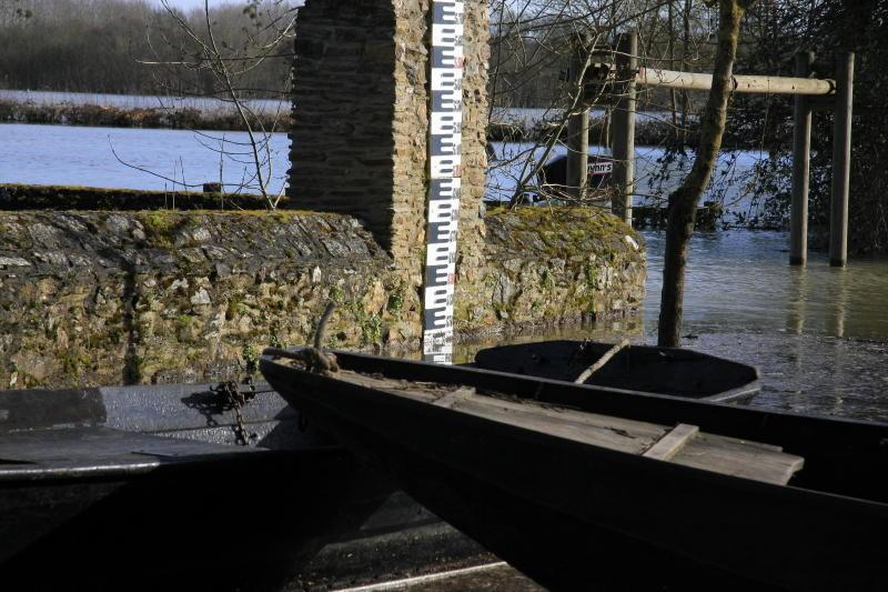 La Loire est à 4.20m