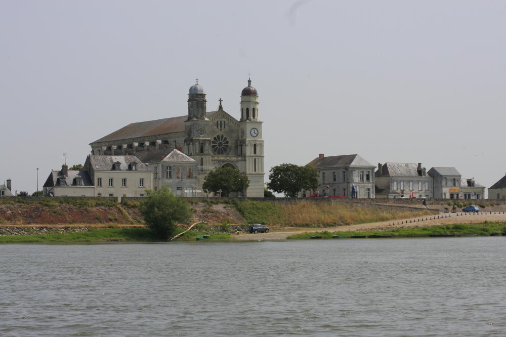 Clocher de Saint Clément des Levées