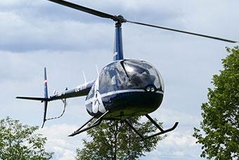 Robinson R44 RavenII