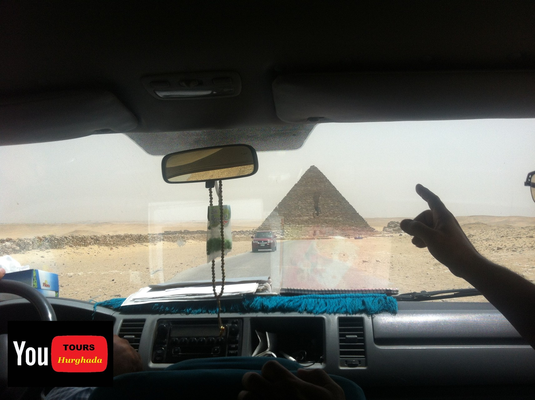 Kairo Pyramieden