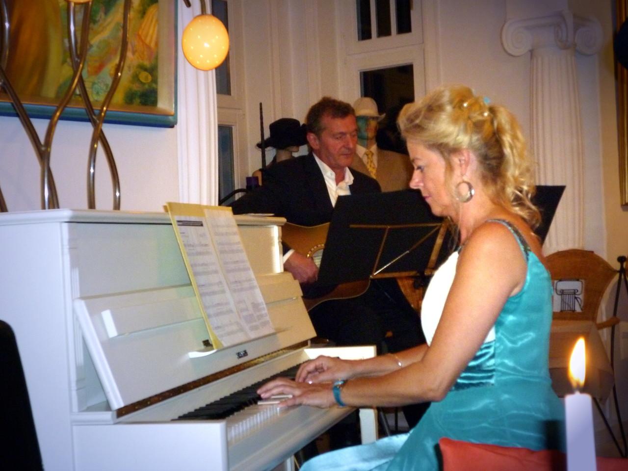 Ein ganz besonderer Abend in der zauberhaften Jugendstilvilla Burg Vossloch