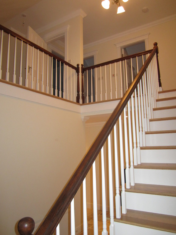 Staircase - built and designed by O'Malley Construction
