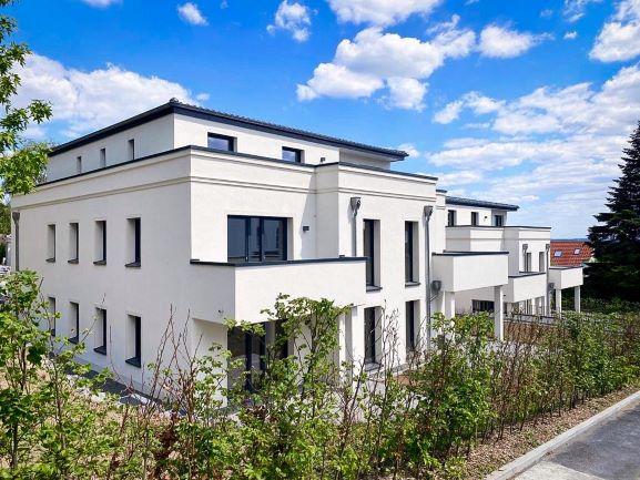 Planung und Umsetzung von zwei Mehrfamilienhäusern in Passivhausbauweise