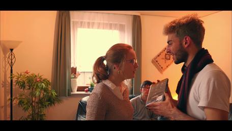 """Als Sofia es wagt, den Film """"Goodfellas"""" als """"langweilig"""" zu bezeichnen..."""