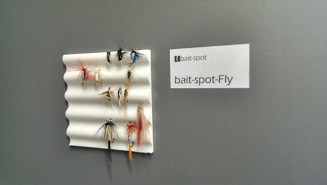 bait-spot-FLY bestückt