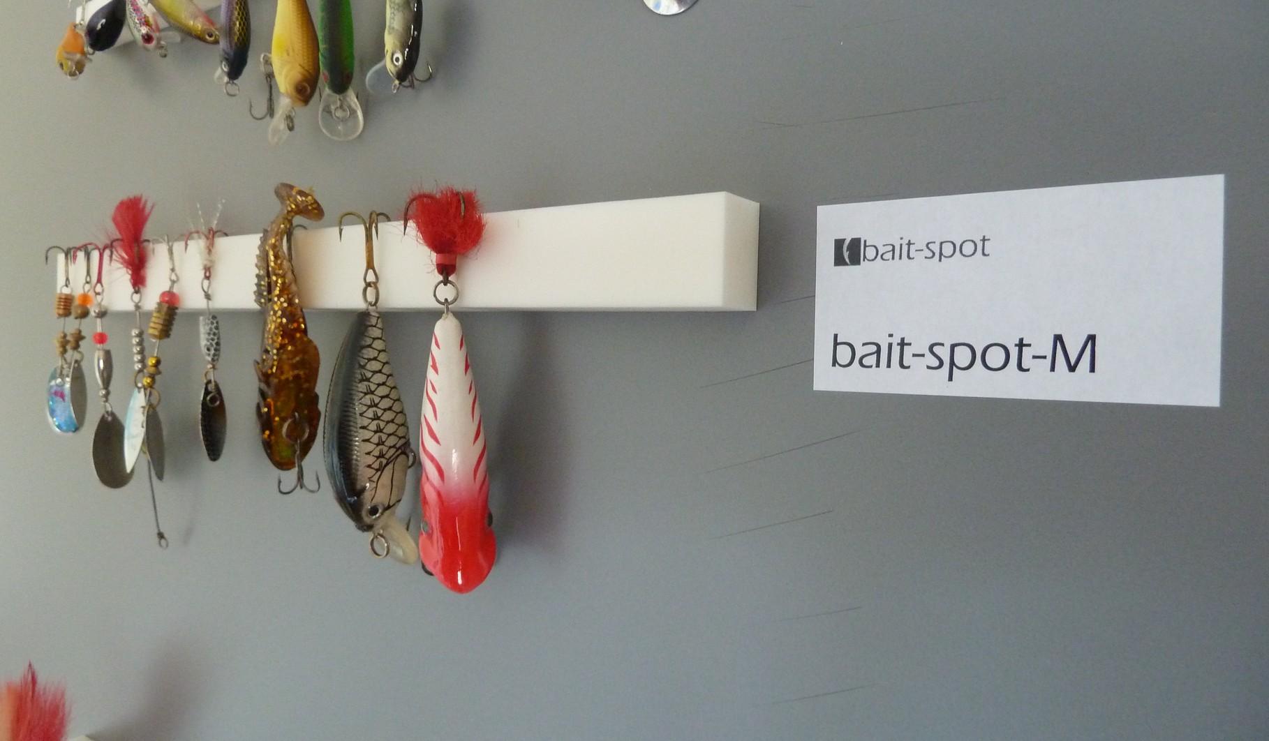 bait-spot-M bestückt