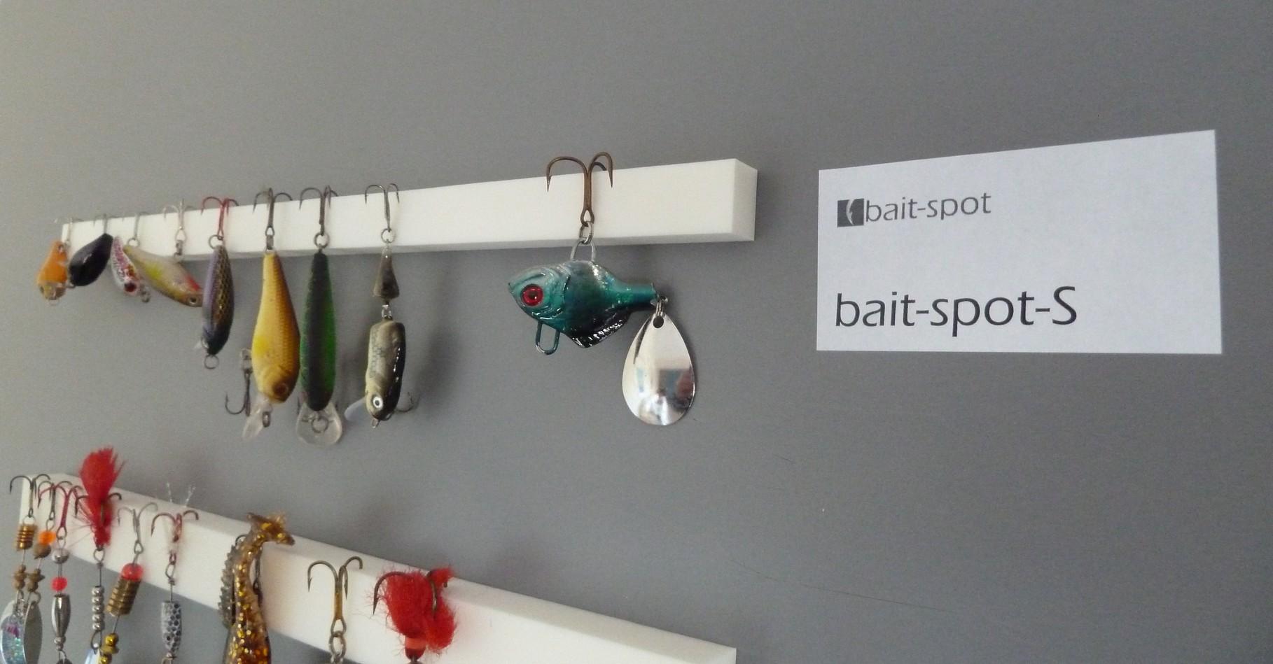 bait-spot-S bestückt