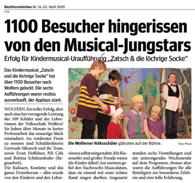 Rundschau Steyr KW 14, 2009