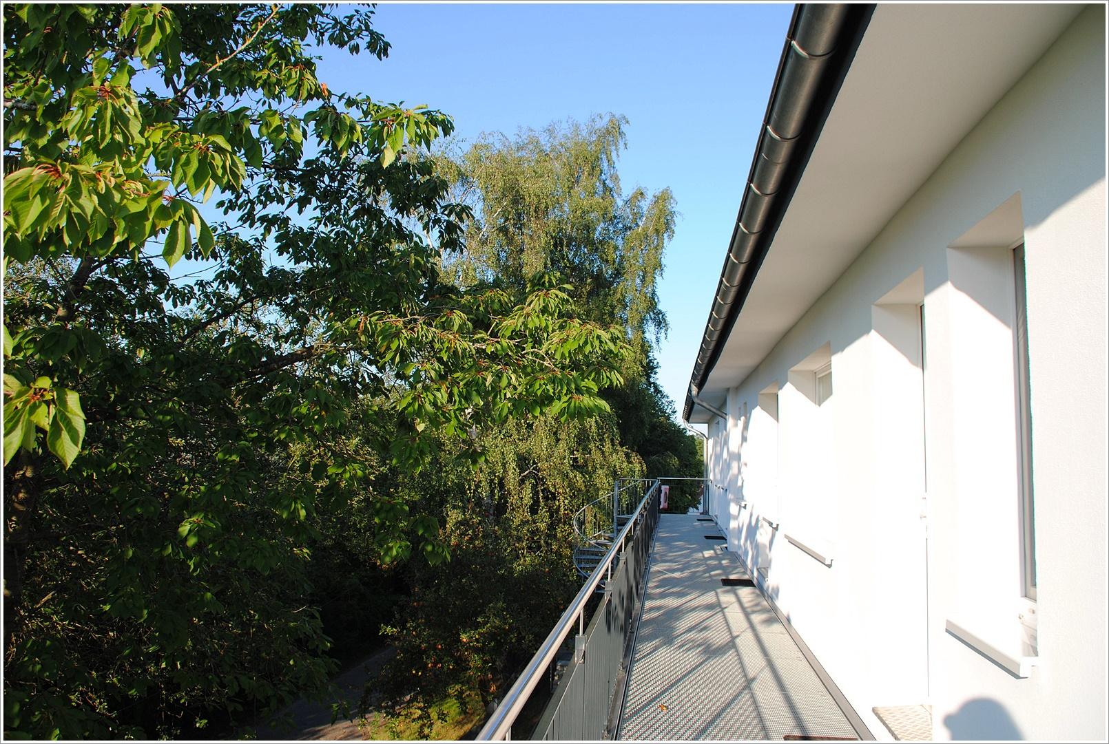 Außenansicht / Eingang - Weiße Möwe