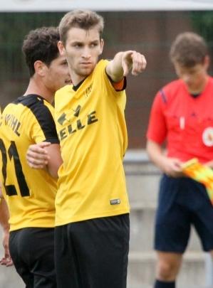 Sören Oberkirch kam vor der Saison vom SV Kenzingen zum SC Wyhl