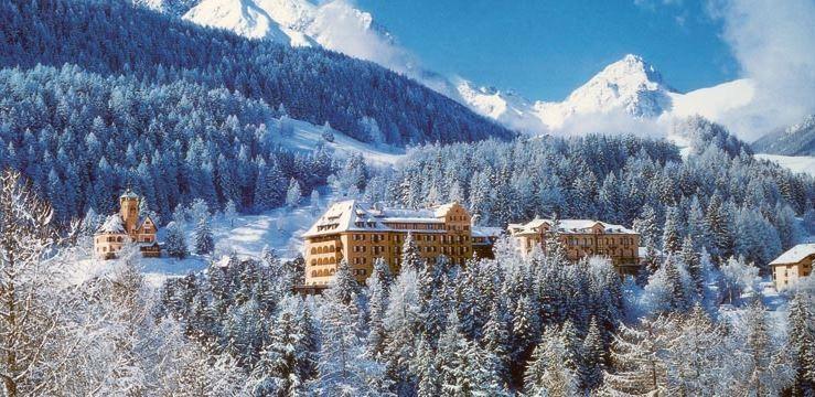 Hotel Schweizerhof im Unterengandin