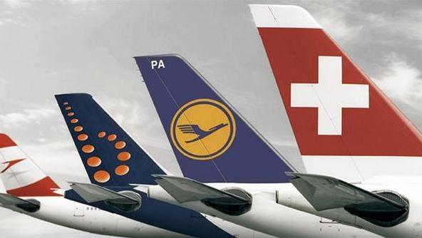 Swiss und Lufthansa-Gruppe