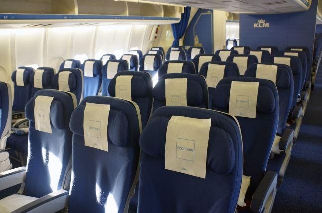 Econonmy Class KLM