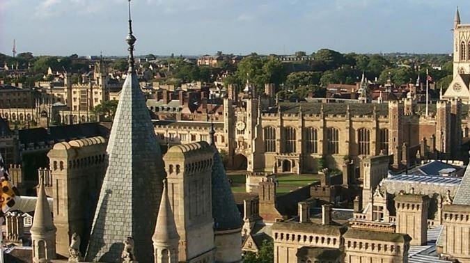 Altstadt von Cambridge