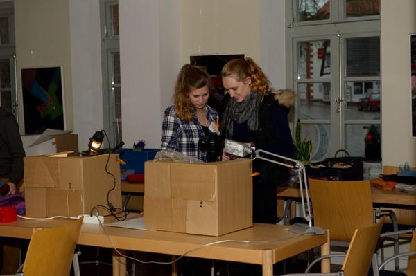 VHS Bruchhausen Vilsen - Postkarten Fotos/Makrofotografie für Einsteiger 08.02.2014