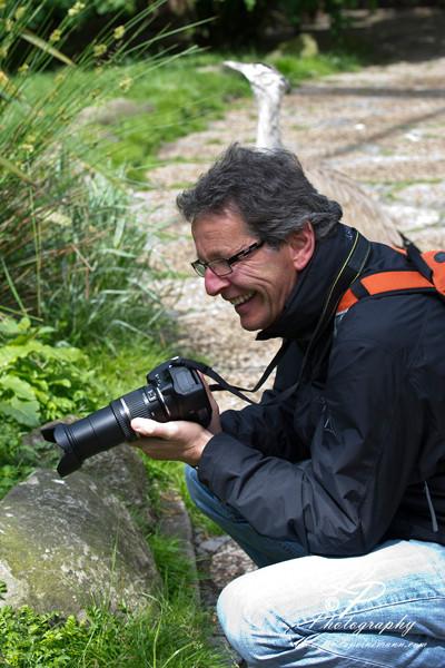 VHS Twistringen Workshop / Vogelpark Walsrode Juni 2014