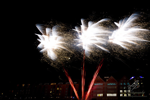 Feuerwerk und Langzeitbelichtung Workshop Bremen 27-11-2014