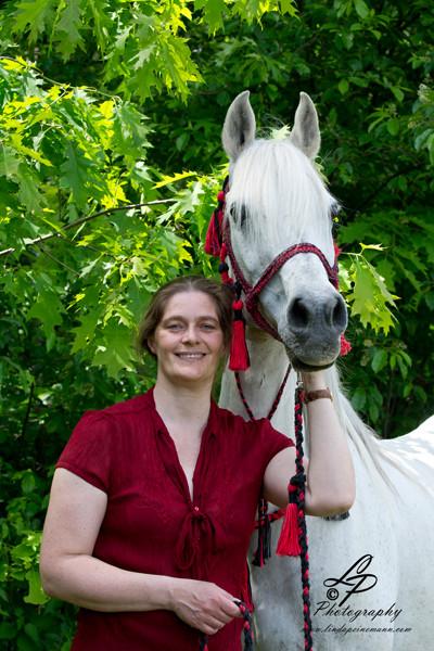 Hunde & Pferdefotografie für Anfänger/innen - Pferdemuseum Verden Mai 2014 - Araberstute Ashia. Leitung & Fotografie Linda Peinemann
