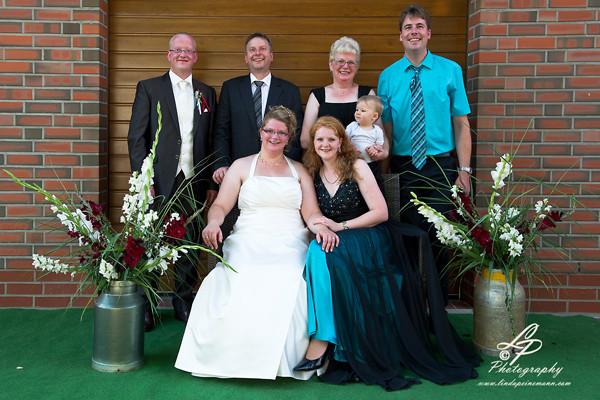 Familie - Simone & Björn 02.08.2014