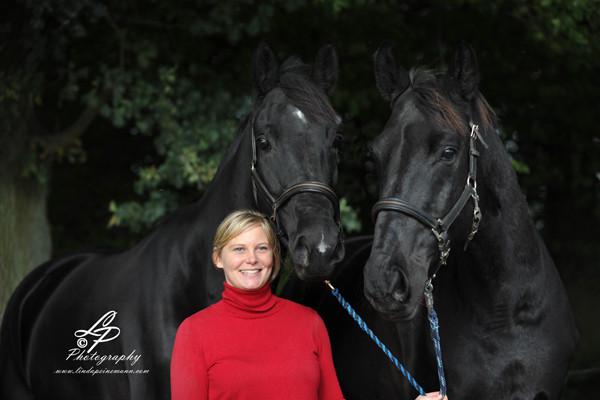 Pferde und Hundefotografie Workshop mit Linda in Hamburg