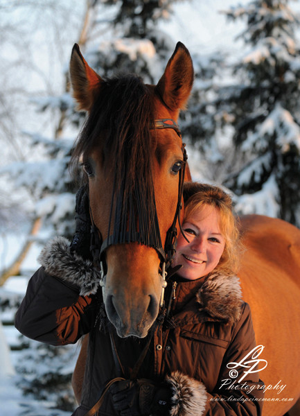 Winterfreude mit Astrid Engelbart