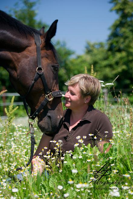 Pferde u.- Hunde Fotoworkshop Hasley. Leitung & Fotografie Linda Peinemann