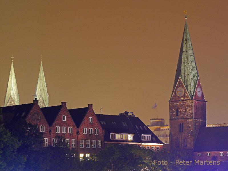 """Workshop """"Blaue Stunde & Langzeitbelichtung"""" - 09/2014"""" Bilder von Teilnehmerin - Peter Martens"""