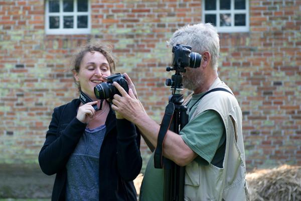 """Workshop Museumsdorf Cloppenburg"""" 09.08.2014 Leitung Linda Peinemann"""