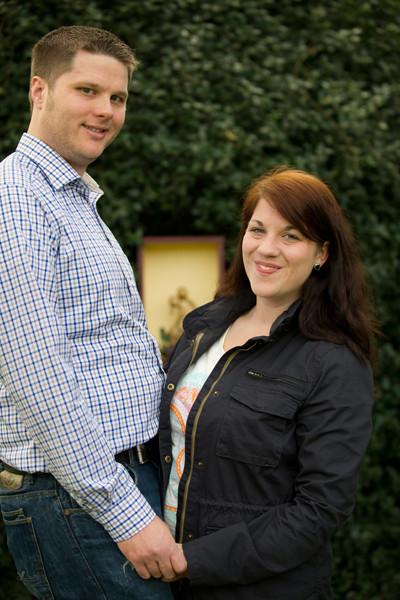 André und Svenja - Probeaufnahmen April 2014
