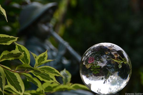 """Workshop """"Glaskugel-Fotografie"""" - 09/2014"""" Bilder von Teilnehmerin - Vanessa Sabler"""