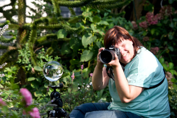 "Workshop ""Glaskugel-Fotografie"" - 09/2014"""