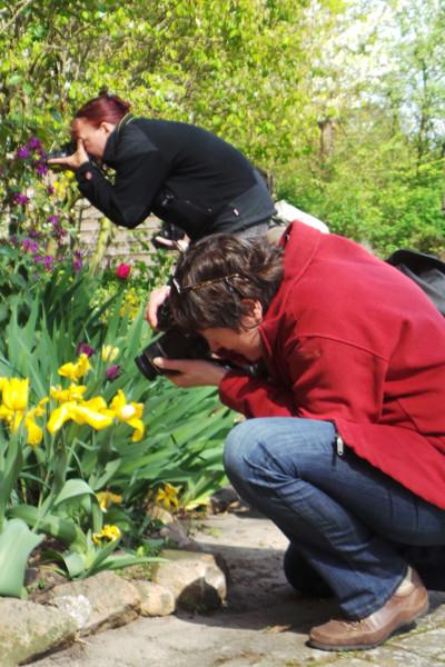 """VHS Bruchhausen Vilsen """"Fotografie Einsteiger Workshop"""" April 2014"""