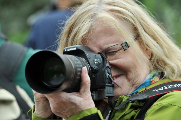 VHS Twistringen - Tierfotografie - Hannover Zoo 2012
