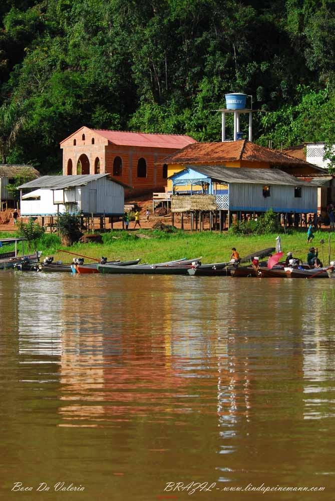 Brazil - Boca da Valeria