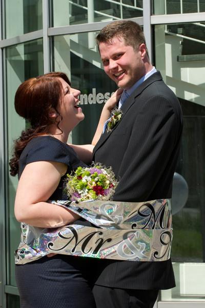 Standesamt Twistringen 16.05.2014 André und Svenja