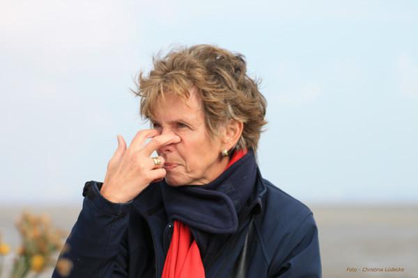 """Workshop """"Küstenfotografie - Dangast 09/2014"""" Bilder von Teilnehmerin - Christina Lüdecke"""