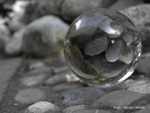 """Workshop """"Glaskugel-Fotografie"""" - 09/2014"""" Bilder von Teilnehmerin - Kerstin Nowak"""
