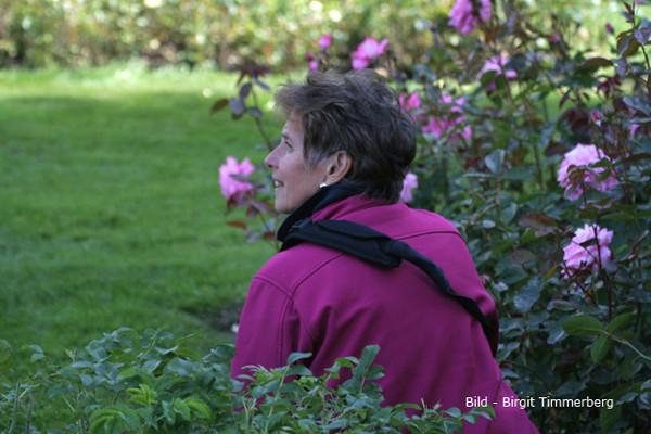 VHS Twistringen Workshop / Vogelpark Walsrode Juni 2014 - Flugschau - Linda passt auf!