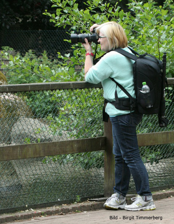 VHS Twistringen Workshop / Vogelpark Walsrode Juni 2014