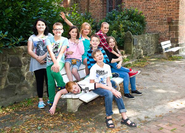 """VHS Bruchhausen Vilsen """"Kinder Foto Ferien Workshop"""" am 14.08.2014 - Wie man sieht - wir haben viel gelernt und viel Spaß gehabt!"""