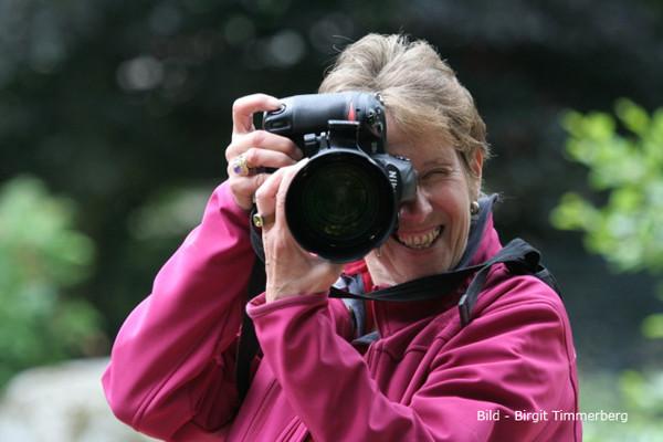 VHS Twistringen Workshop / Vogelpark Walsrode Juni 2014 - Ich habe Dich auch!
